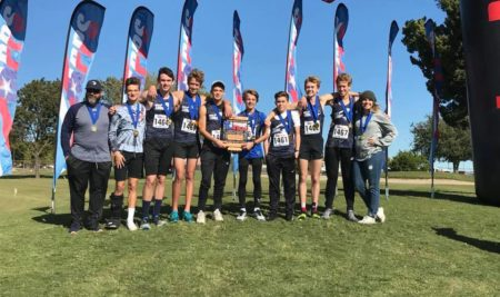 WCS CROSS COUNTRY STATE CHAMPS