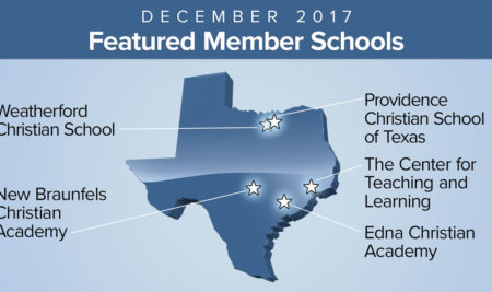 WCS Featured By Texas Private Schools Association